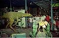Oviraptor - Dinosaurs Alive Exhibition - Science City - Calcutta 1995 June-July 096.JPG