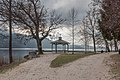 Pörtschach Halbinselpromenade Landspitz Pavillon 13122020 0248.jpg