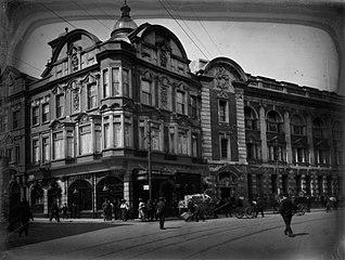 P.O. and Savoy Hotel, Newport