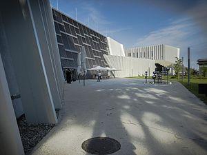 Anton Bruckner Private University - New building of Anton Bruckner Private University since 2015