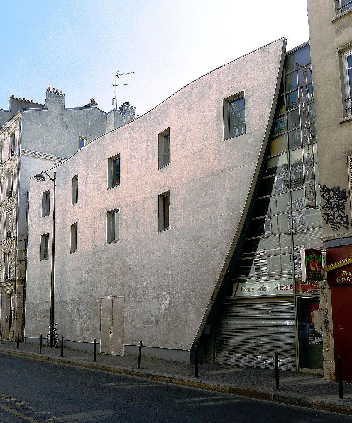 Artistic ath vains wikip dia for 4 rue richard lenoir