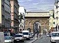 P1100968 Paris III rue Saint-Martin et porte Saint-Martin (Xe) rwk.JPG