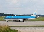 PH-BXV, Boeing 737-8K2, KLM (19791247962).jpg