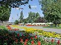 PL - Mielec - park behind Municipal Public Library - Kroton 001.JPG