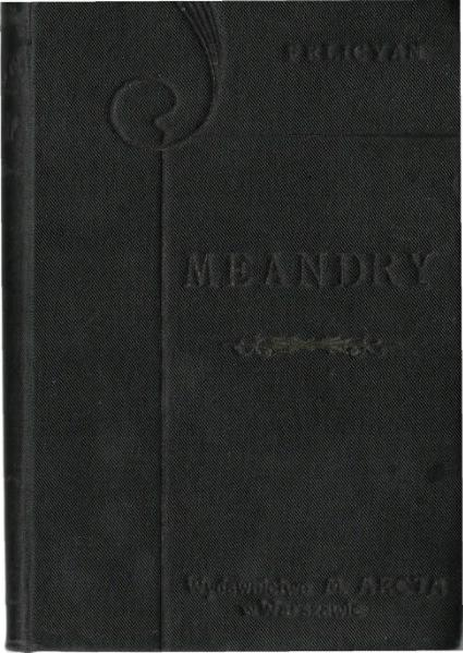 File:PL Faleński - Meandry (1904).djvu
