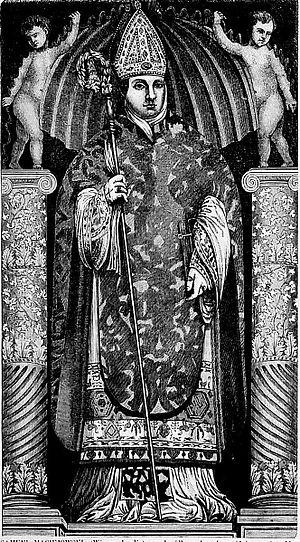 Samuel Maciejowski - bp Samuel Maciejowski