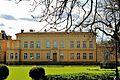Pałac Nowy w Ostromecku widziany od bramy wjazdowej po renowacji.jpg