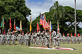 Pacific Theater's senior Army logistics command changes leadership 140723-A-KH515-473.jpg