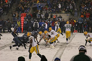 Packers–Seahawks rivalry National Football League rivalry