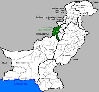 Waziristan Area