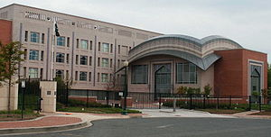 Interests Section of the Islamic Republic of Iran in the United States - Embassy of Pakistan, Washington, D.C.