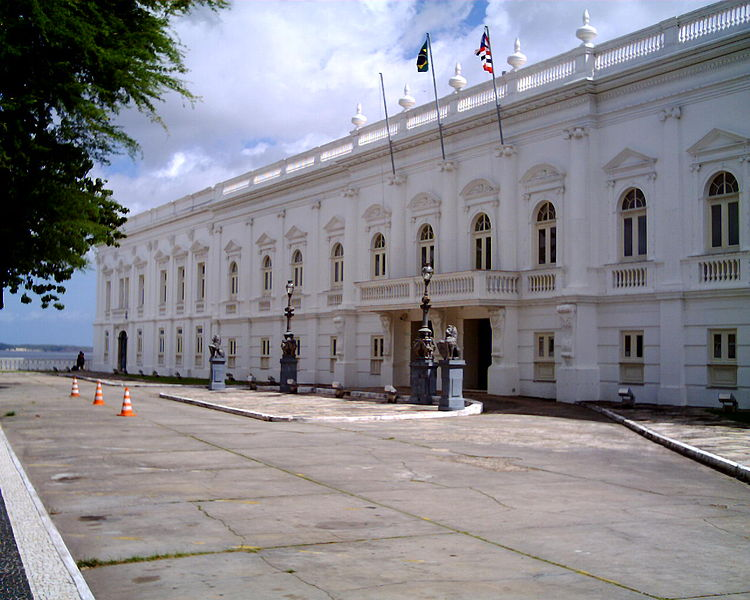 Ficheiro:Palácio dos Leões - São Luis - Maranhão - Brasil.JPG