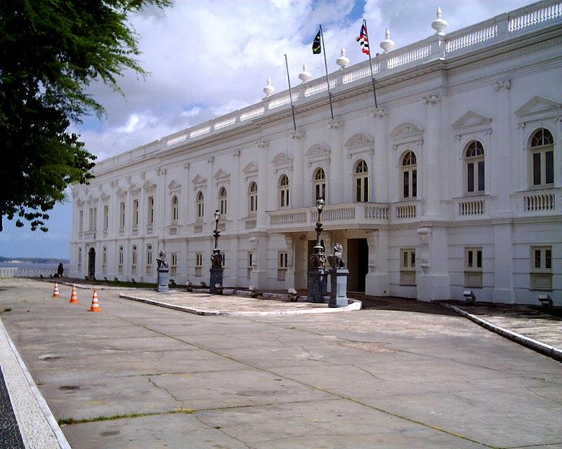 Palácio dos Leões - São Luis - Maranhão - Brasil.JPG