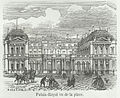 Palais-Royal vu de la place, 1855.jpg