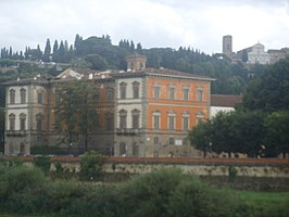 Palazzo Serristori, Oltrarno