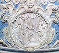 Palazzo nicolosio lomellini, androne con stucchi 03, 2.jpg
