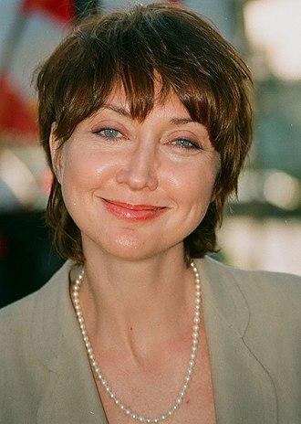 Pam Tillis - Tillis in 1995.