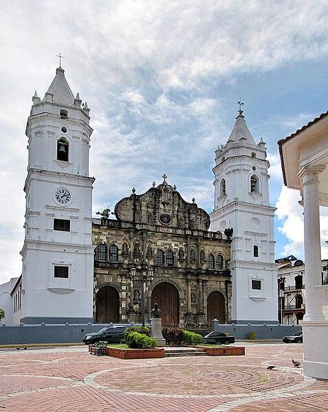 Archivo:Panama Catedral Metropolitana.jpg