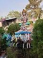 Panchayatana at Viswanagar 02.jpg