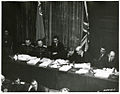 Panel of justices and attorneys Nuremberg Trials 1945.jpeg