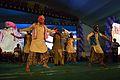 Panjabi Dance - Evening Function - Rawatpura Sarkar Ashram - Chitrakoot - Satna 2014-07-05 6903.JPG