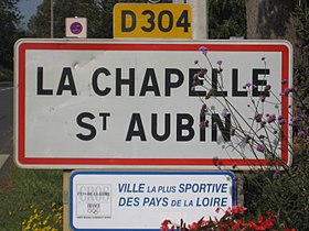 Image illustrative de l'article La Chapelle-Saint-Aubin