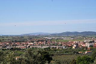 Venturina Terme Frazione in Tuscany, Italy