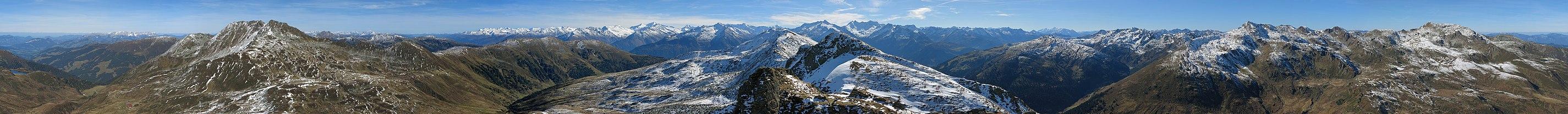 Panorama vom Tristkopf (Kitzbüheler Alpen).jpg