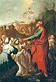 Paolo di Tarso consacra Santo Stefano di Nicea.jpg