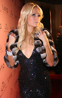 Paris Hilton - the sexy, spoiled,  celebrity  with German, Irish, Scottish, English, Italian, Norwegian, Welsh,  roots in 2020