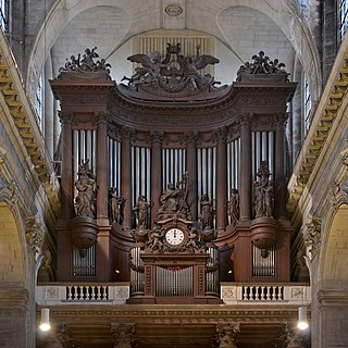 Mass for choir and two organs by Louis Vierne