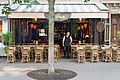 Paris 75004 Rue d'Arcole no 3 Le Parvis 20170527.jpg