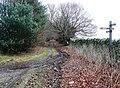 Parish Road near Rhyswg-ganol - geograph.org.uk - 653111.jpg