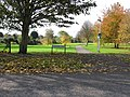 Park and cycle track off Northern Road - geograph.org.uk - 1566245.jpg