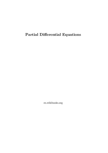 File:Partial Differential Equations.pdf