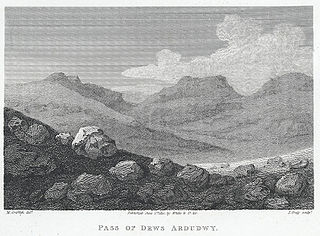 Pass of Drws Ardudwy