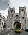 Patriarchal Cathedral of St. Mary Major, Lisbon, 2011.jpg