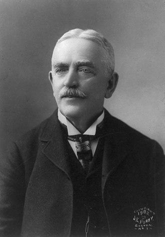 Patrick Egan (land reformer and diplomat) - Patrick Egan