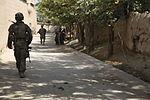 Patrol in Sayghani, Parwan province, Afghanistan 140927-A-QR427-113.jpg