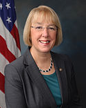 Patty Murray, official portrait, 113th Congress.jpg