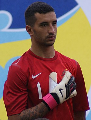 Paul Izzo - Izzo with the Young Socceroos in 2013
