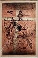 Paul klee, acrobata sul filo sospeso, 1923, litografia.jpg