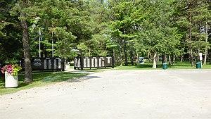 Essa, Ontario - Peacekeepers Park, Angus