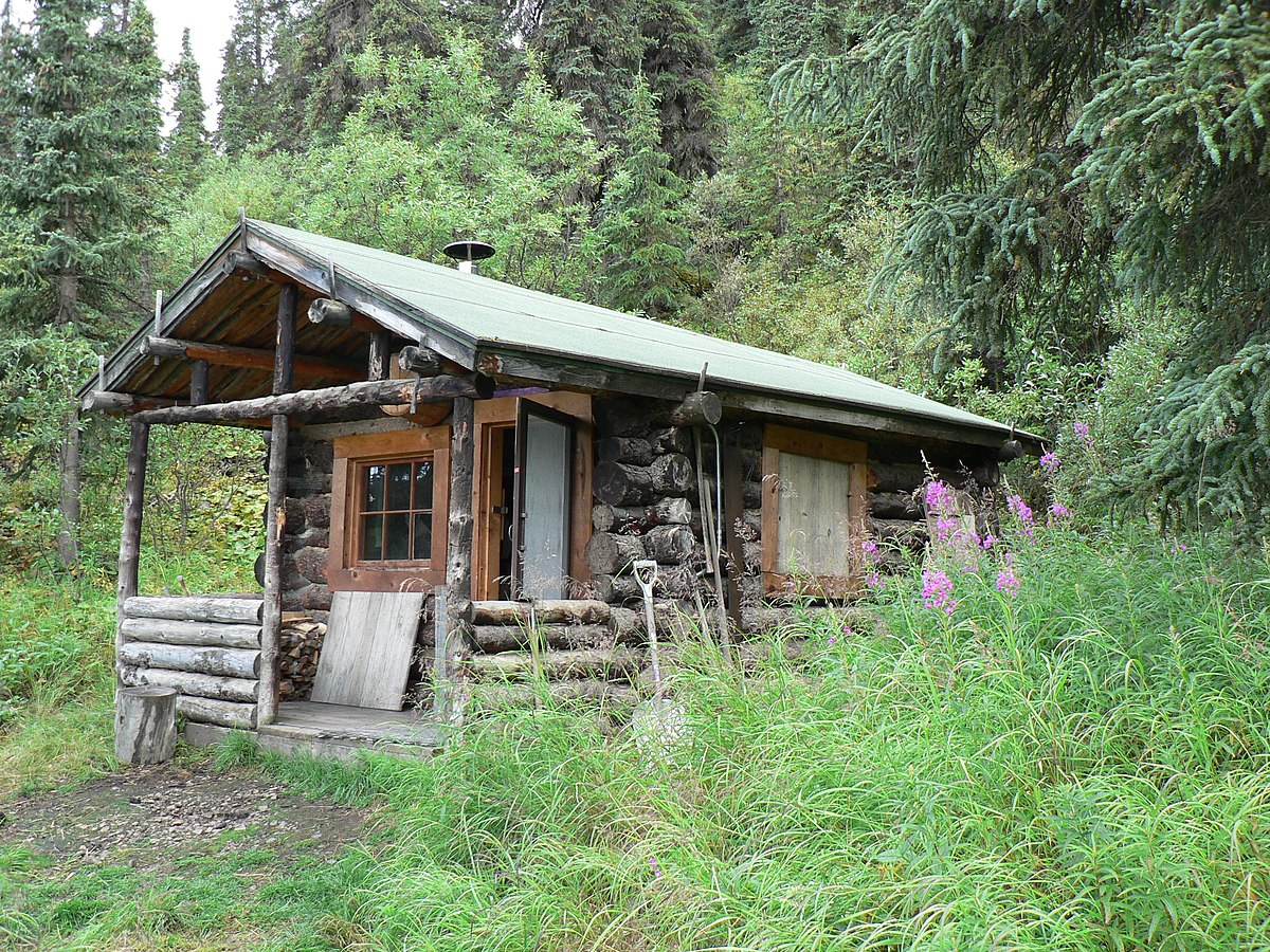 Toklat Ranger Station Pearson Cabin No 4 Wikipedia