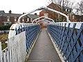 Pedestrian Footbridge near Kiveton Bridge Station - geograph.org.uk - 1137205.jpg