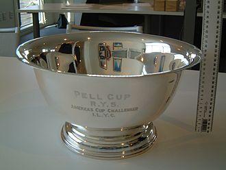 Herbert Pell Cup - Image: Pell Cup