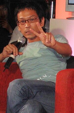 Pen-Ek Ratanaruang - Pen-Ek Ratanaruang at press preview for Ploy in June 2007 in Bangkok.