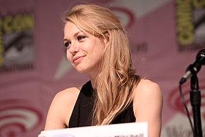 Penelope Mitchell - Mitchell at WonderCon 2013.