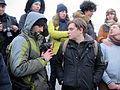 People came to the side of Boris Nemtsov's murder (2015-02-28; 27).JPG