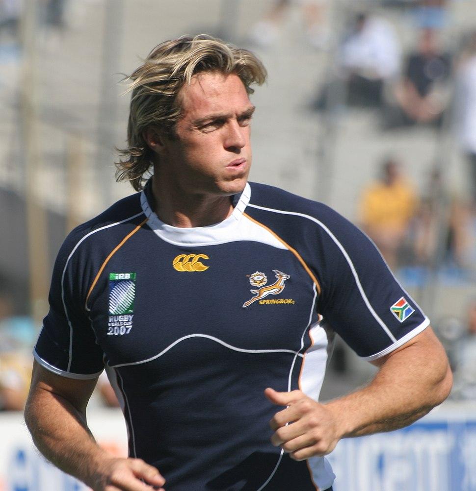 Percy Montgomery 2007
